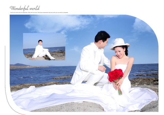 上传幸福婚纱照 赢海尔新年大奖 --在青岛上半岛网!